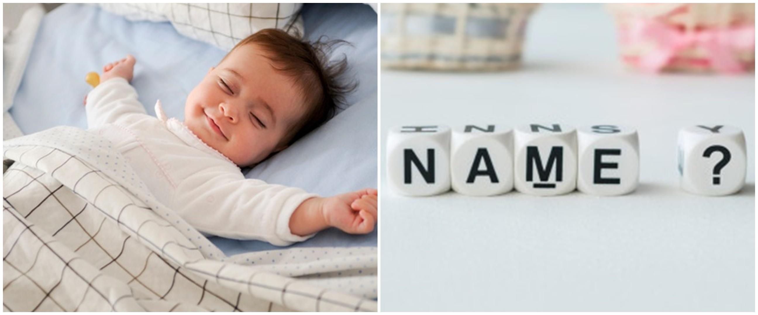 112 Nama bayi perempuan Inggris dan artinya