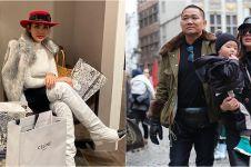 8 Potret liburan Bella Shofie keliling Eropa, borong barang branded