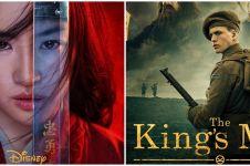 8 Film Disney tayang 2020, Mulan hingga King's Man