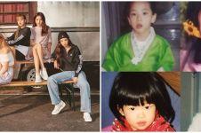 Foto masa kecil anggota 9 idol grup Korea, cakep dari kecil