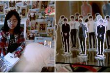 10 Potret kamar Cinta Kuya, Korean Stuff-nya bikin melongo