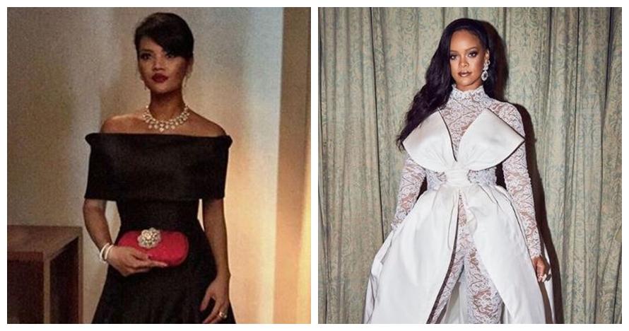 Potret bukti Farah Quinn ini mirip Rihanna Instagram
