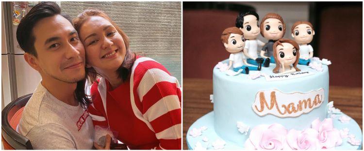 10 Momen kejutan ultah Donna Agnesia, isi kuenya tak terduga