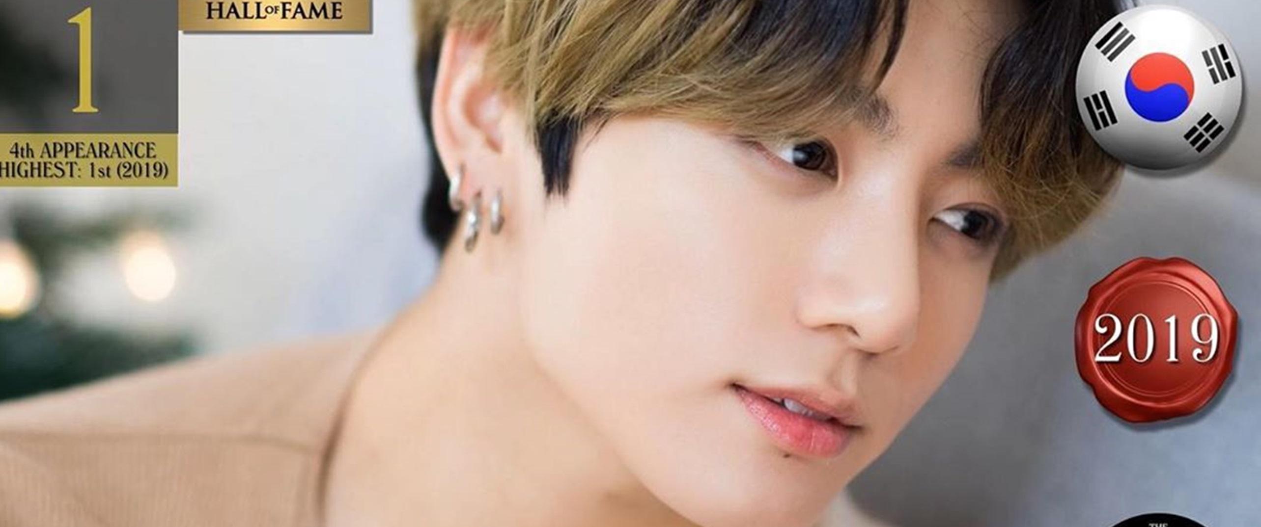 23 Seleb Korea Pria tertampan 2019, didominasi idol K-pop