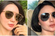 Posting foto bareng Rafathar, wajah Nagita disebut mirip Ayu Ting Ting