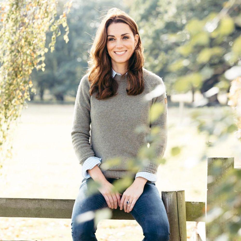 Kate Middleton ulang tahun  Instagram
