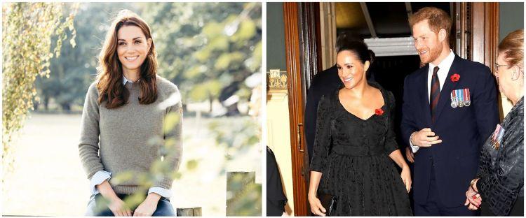 Kate Middleton ultah, ucapan Pangeran Harry & Meghan jadi sorotan