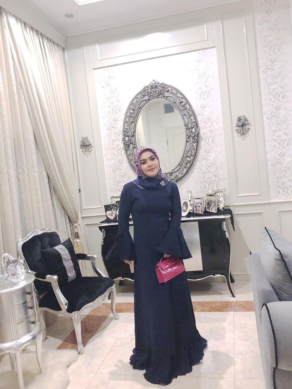 potret rumah adik Syahrini Aisyahrani © 2020 instagram.com