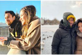 8 Momen Nagita Slavina belanja di London, oleh-oleh buat keponakan