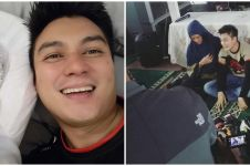 5 Momen akikah Kiano Tiger Wong putra Baim-Paula, sederhana
