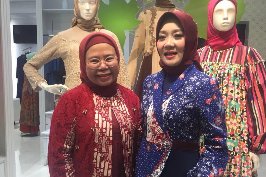 31 Tahun berkarya, Shafira kampanyekan sustainable fashion
