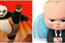 10 Film Animasi DreamWorks terbaik, petualangan hingga komedi