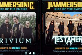 Inilah 27 band yang bakal mengisi Hammersonic 2020, cadas abis