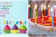 40 Kata-kata ucapan ulang tahun bahasa Inggris, penuh makna
