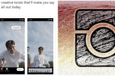 3 Filter baru Boomerang IG yang tak kalah keren dari TikTok