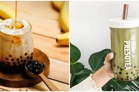 10 Resep minuman boba kekinian, enak, segar, & mudah dibuat