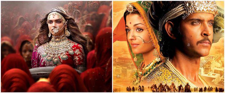 10 Film India bertema kerajaan, dari peperangan hingga cinta