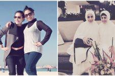 8 Potret kompak Siti KDI & Cici Paramida yang jarang tersorot