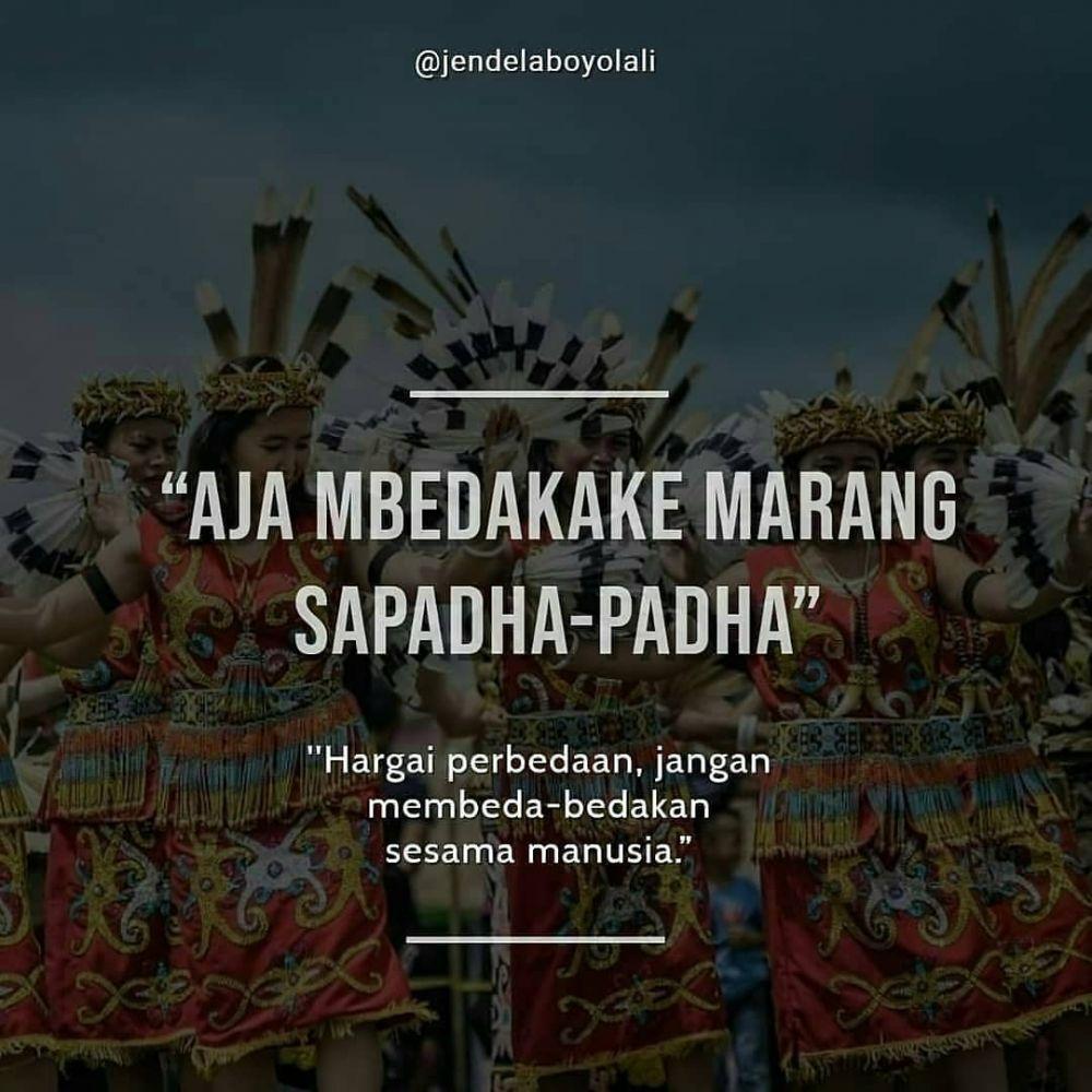 60 kecewa bahasa Jawa instagram