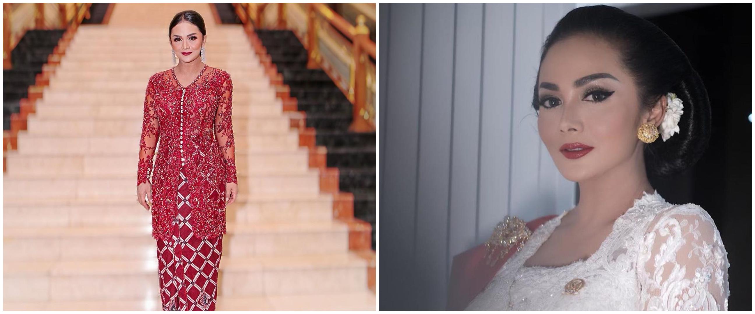 Penampilan Krisdayanti hadiri rapat Paripurna DPR, curi perhatian