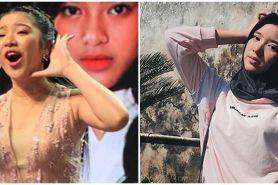 7 Pesona Tiara Idol berhijab, cantiknya bikin adem