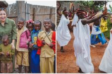 10 Momen liburan Nikita Willy di Rwanda, jadi 'Ratu' Nyungwe