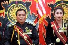 Raja dan Ratu Keraton Agung Sejagat ternyata bukan suami-istri