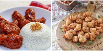 10 Resep ayam kekinian, enak, sederhana, & mudah dibuat