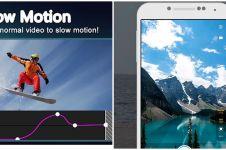 10 Aplikasi (apps) Android video slow motion, dijamin keren