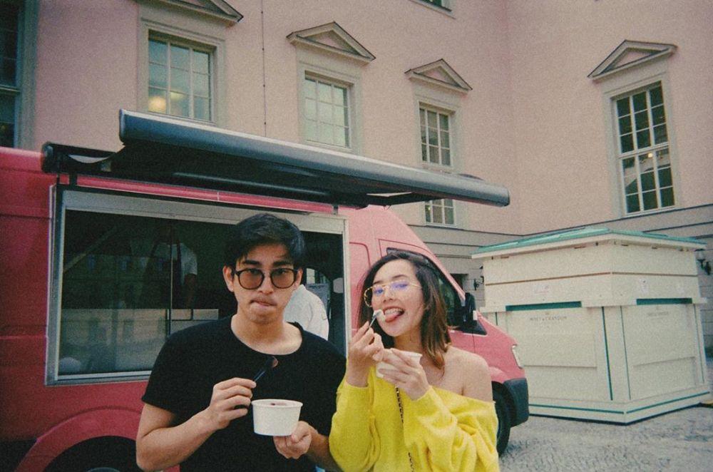 Bio One dan Beby Tsabina  Instagram