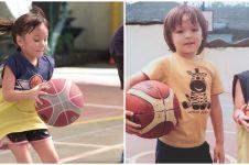 Masih balita, aksi 7 anak seleb saat olahraga ini gemesin