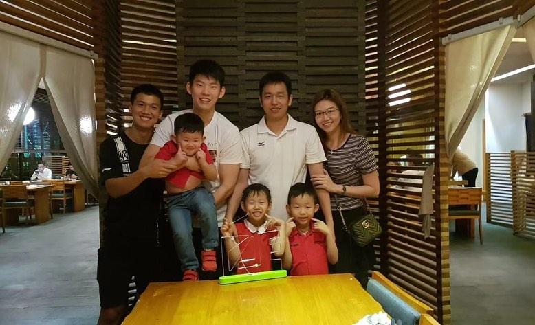 Hendra Setiawan & Liu Yuchen berbagai sumber
