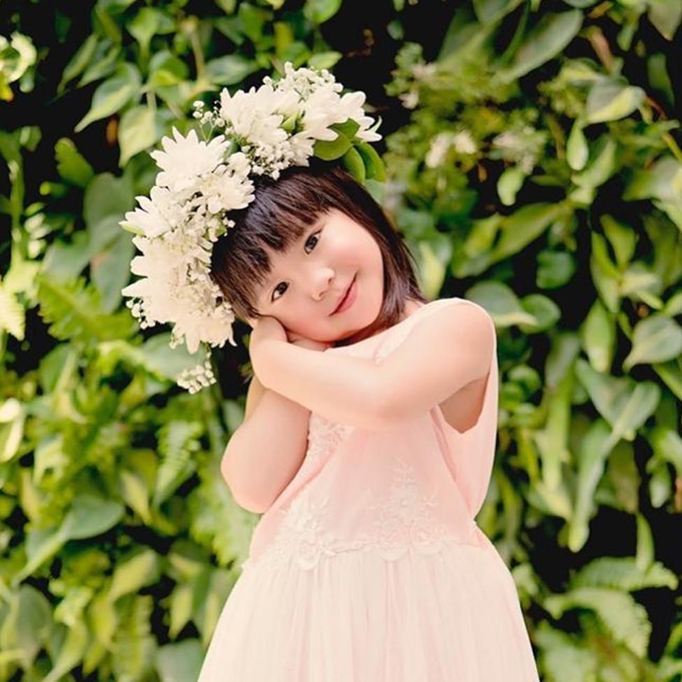 10 Foto perayaan ulang tahun Cattleya anak Ririn Ekawati, meriah