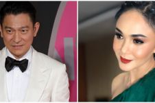Yuni Shara pernah digosipkan dekat dengan Andy Lau, ini alasannya
