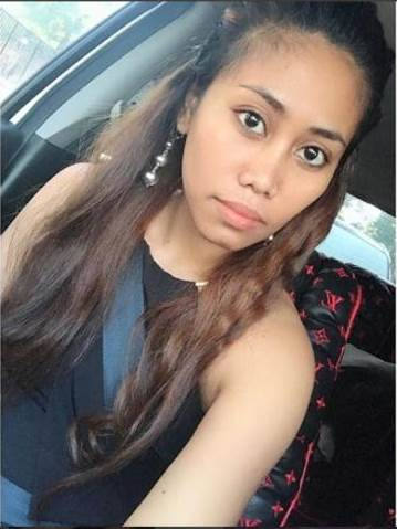 Evi tanpa makeup instagram