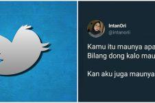 20 Cuitan gombalan romantis di Twitter ini bikin baper