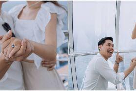 4 Seleb cantik ini dilamar kekasih di atas kapal, romantis abis