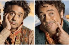 6 Fakta film Dolittle, ajang reuni Robert Downey Jr & Tom Holland