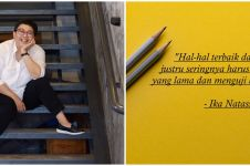 40 Kata-kata quote bijak Ika Natassa, tegas dan penuh makna