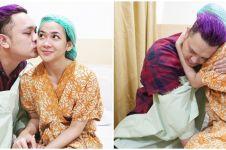 6 Potret perjuangan Gilang Dirga & istri jalani program bayi tabung