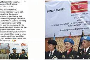 Setelah Keraton Agung Sejagat, viral Sunda Empire di Bandung