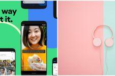 Ini dia 10 fitur keren andalan Android 10, makin kekinian