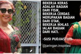 40 Kata-kata quote bijak Susi Pudjiastuti, penuh inspirasi