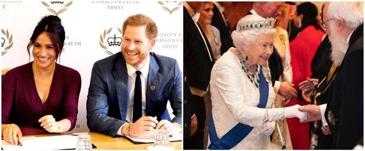Harry & Meghan mundur dari kerajaan, ini respons Ratu Elizabeth