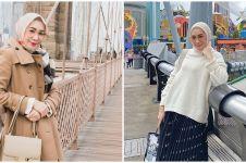 8 Gaya Erin Taulany yang kini mantap berhijab, stylish