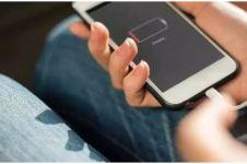 4 Jenis aplikasi ini menyebabkan baterai smartphone boros