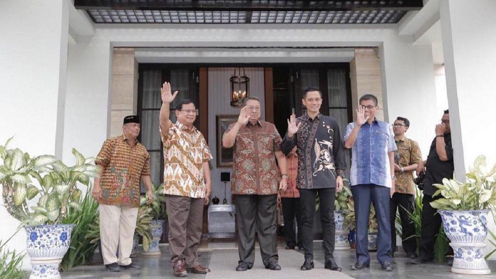 8 Potret rumah Presiden Ke-6 Susilo Bambang Yudhoyono di Jakarta © 2020 instagram.com
