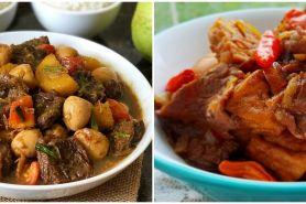 10 Resep semur daging sapi enak, empuk, dan mudah dibuat