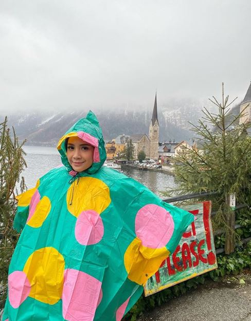 raffi ahmad liburan di austria  Instagram