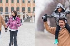 10 Momen liburan Raffi Ahmad ke Austria, gaya Nagita jadi sorotan